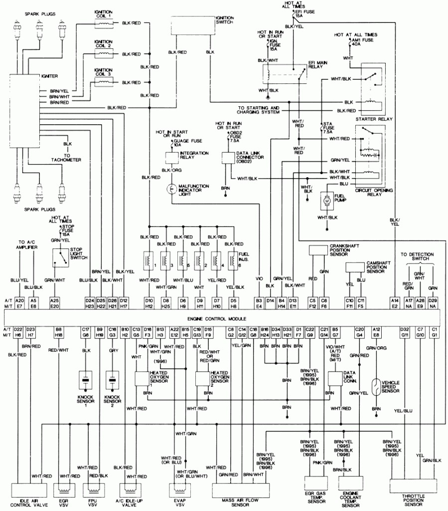 2007 toyota camry starter wiring diagram wire center u2022 rh 107 191 48  154 2007 toyota camry electrical wiring diagram manual 2007 toyota camry  wiring ...