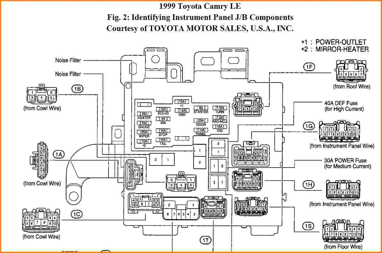 2001 Toyota Camry Heater Wiring Application Wiring Diagram \u2022 2001  Toyota Camry Heater Wiring