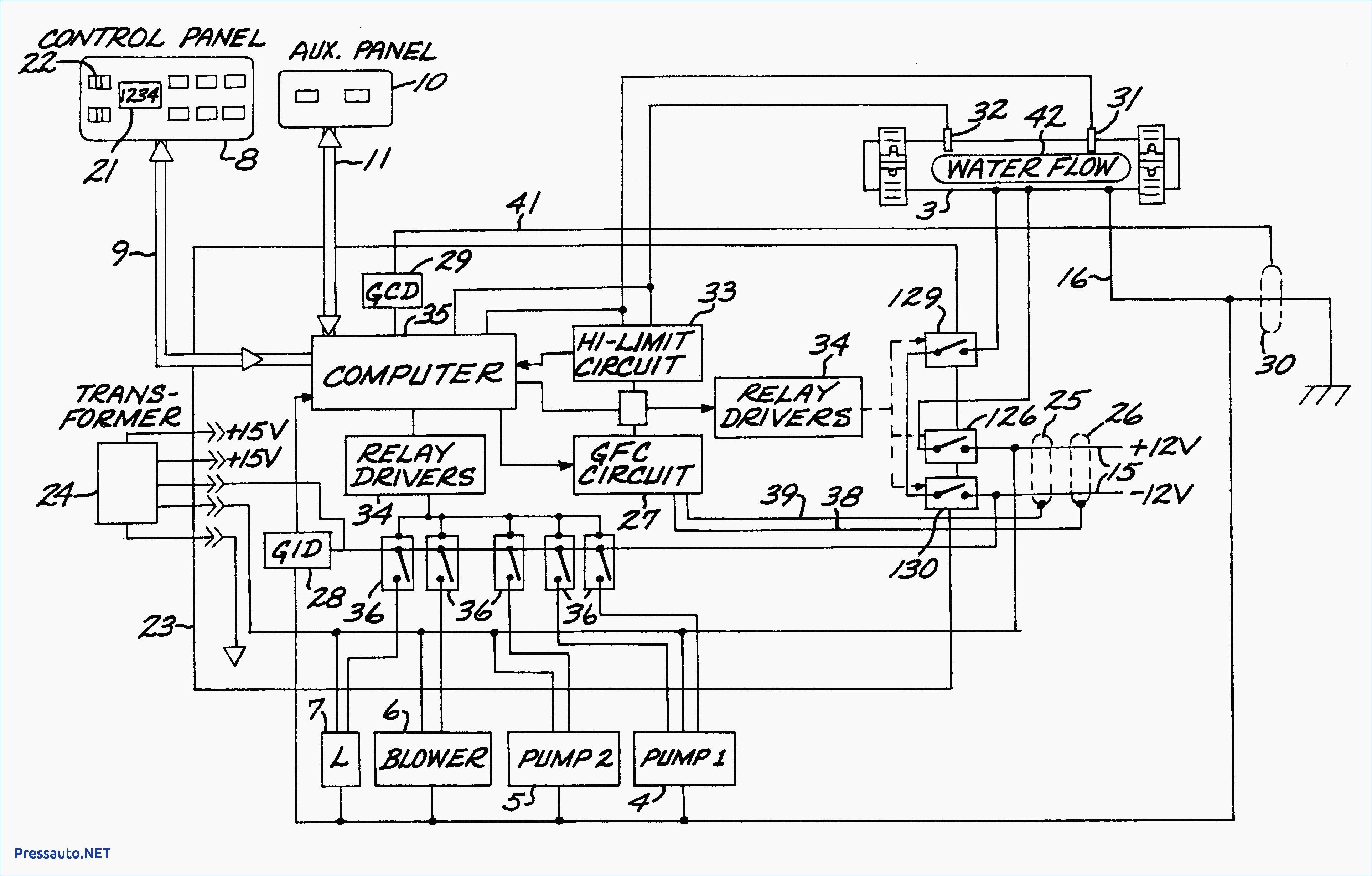 Catalina Spa Wiring Diagram Diagrams Schematics Best Gfci