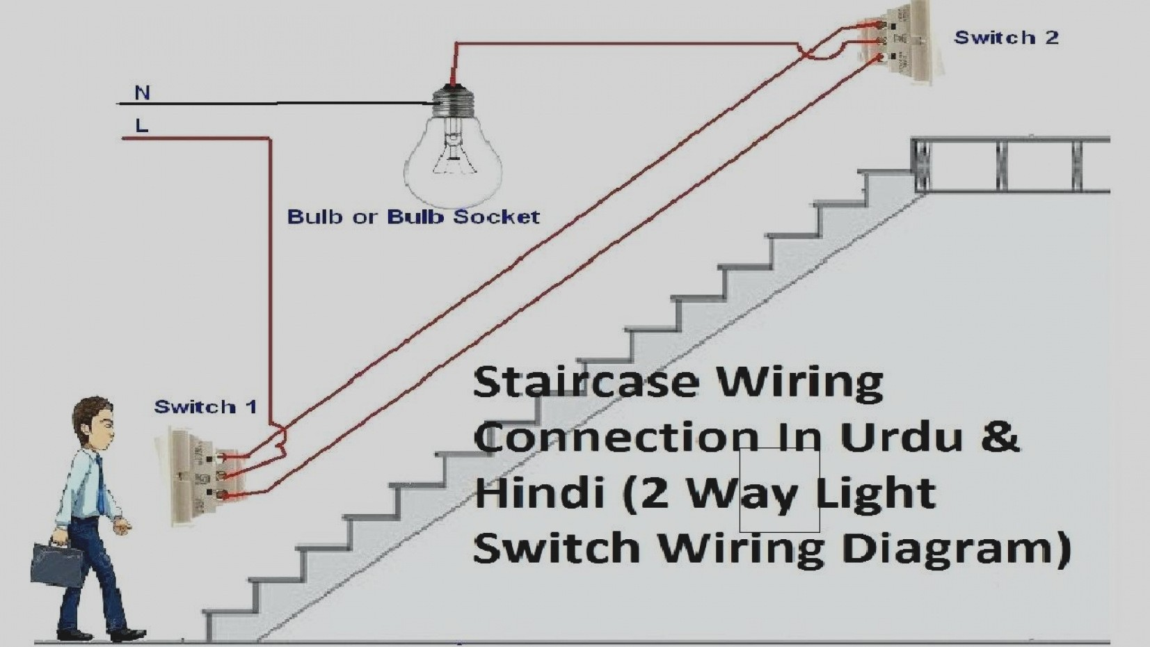 Elegant Wiring Light Switch Diagram Double Nz How Wire Lights For To A