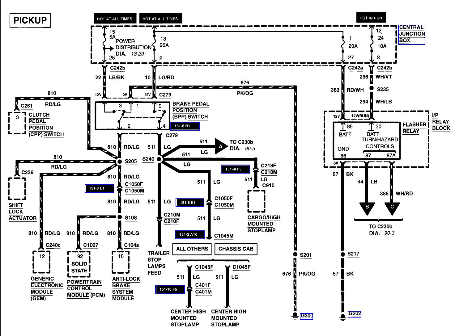 f350 wiring diagram