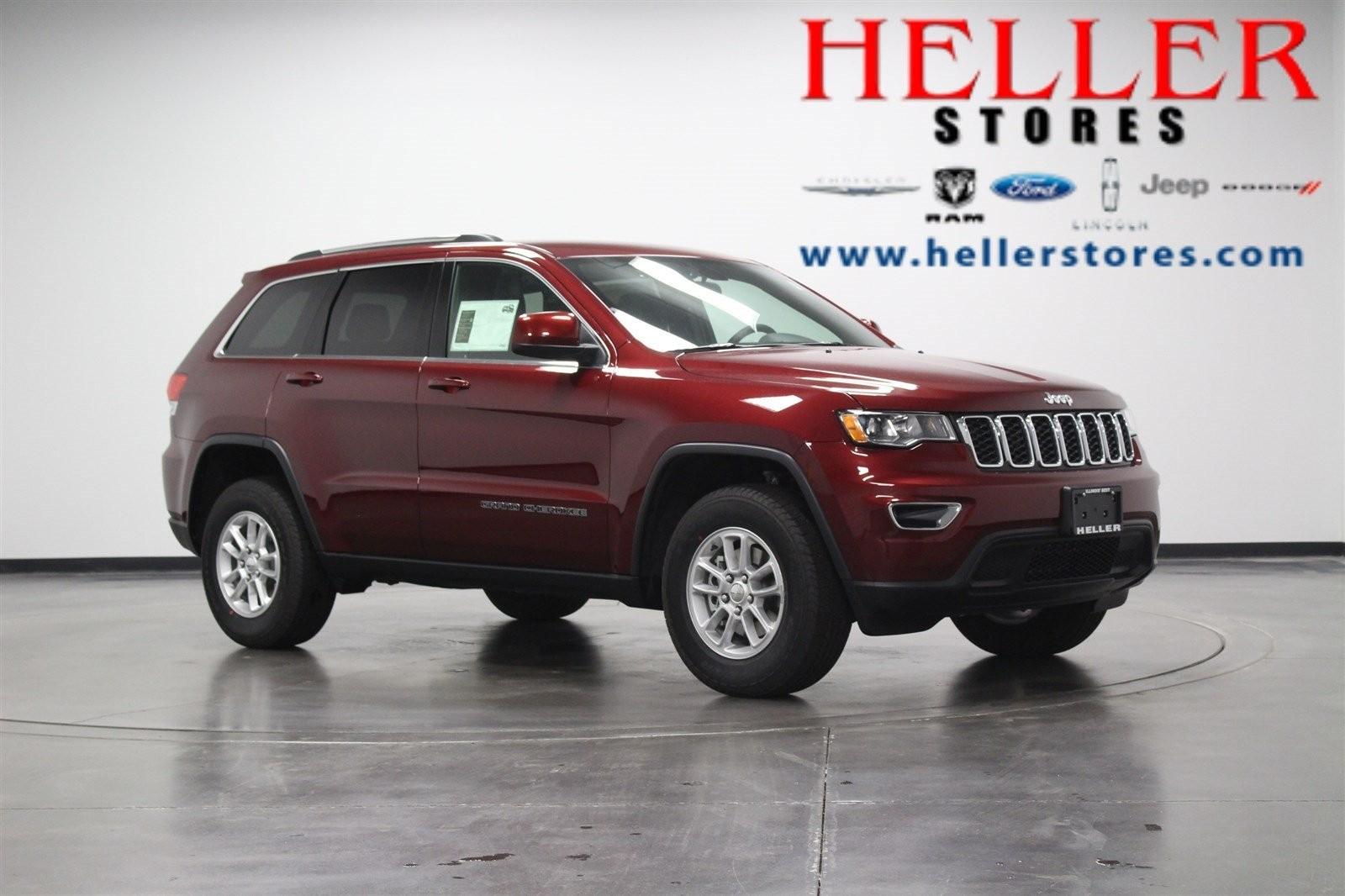 New 2018 Jeep Grand Cherokee Laredo E