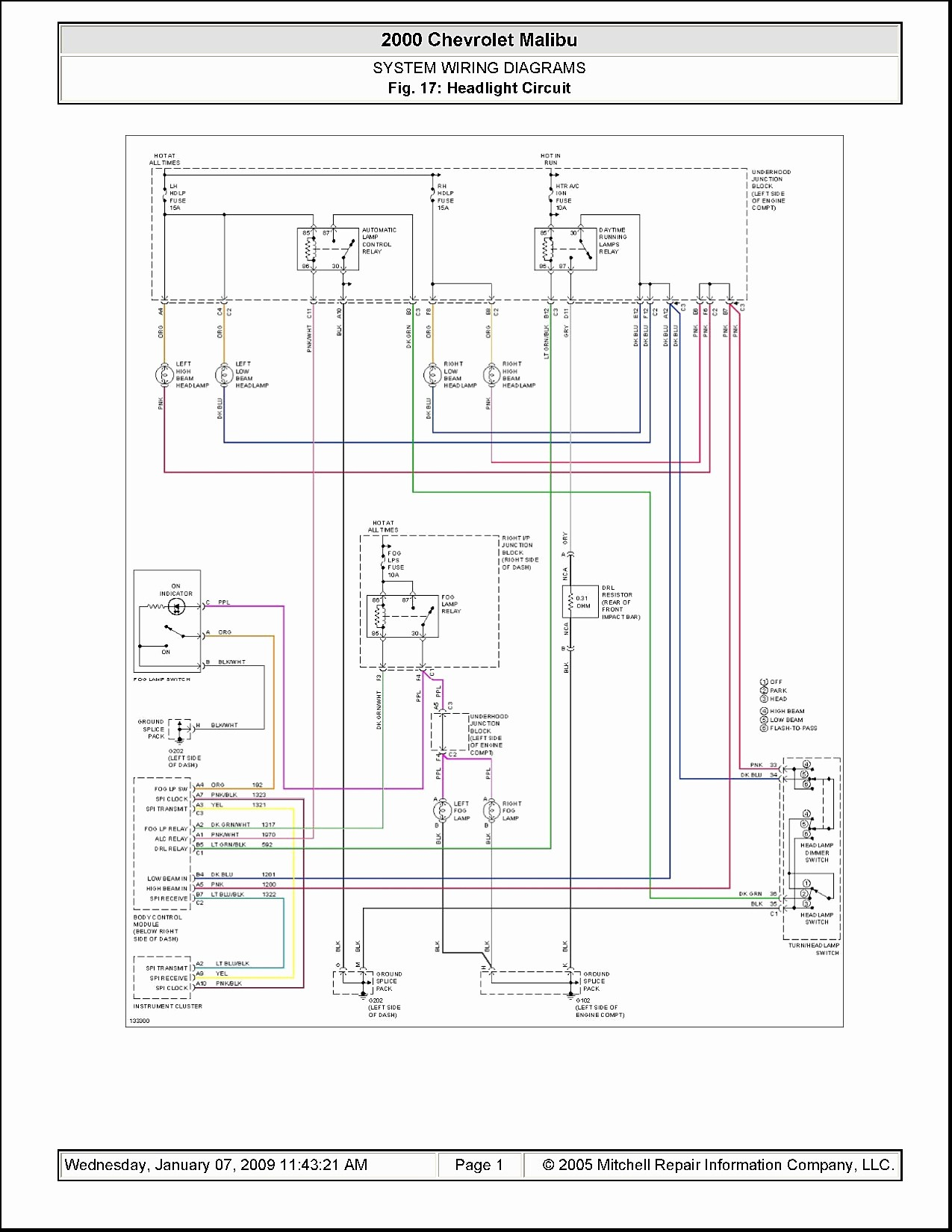 2003 Venture Wiring Diagram List Of Wiring Diagrams