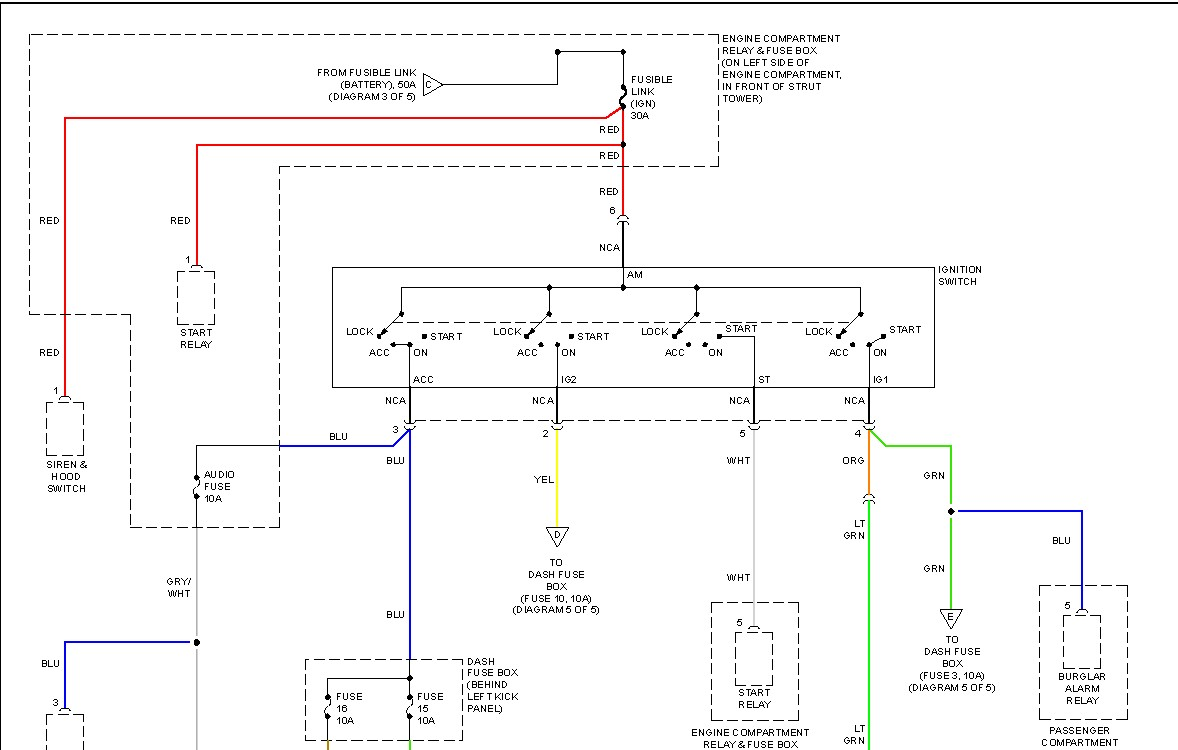 hyundai accent wiring diagram wiring data