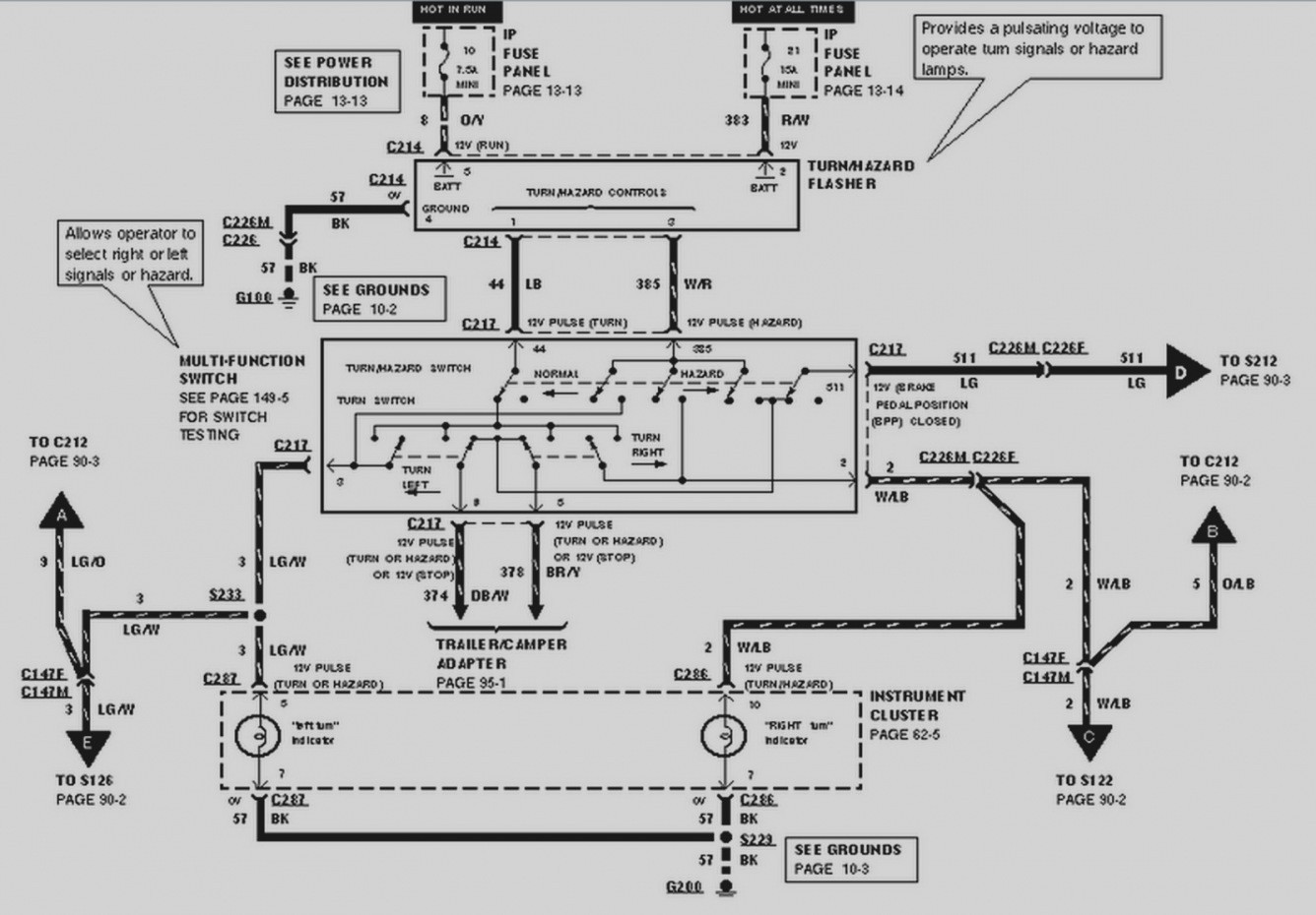 1993 Ford Explorer Wiring Diagram Solutions Pcm Diagrams Free Wire Center