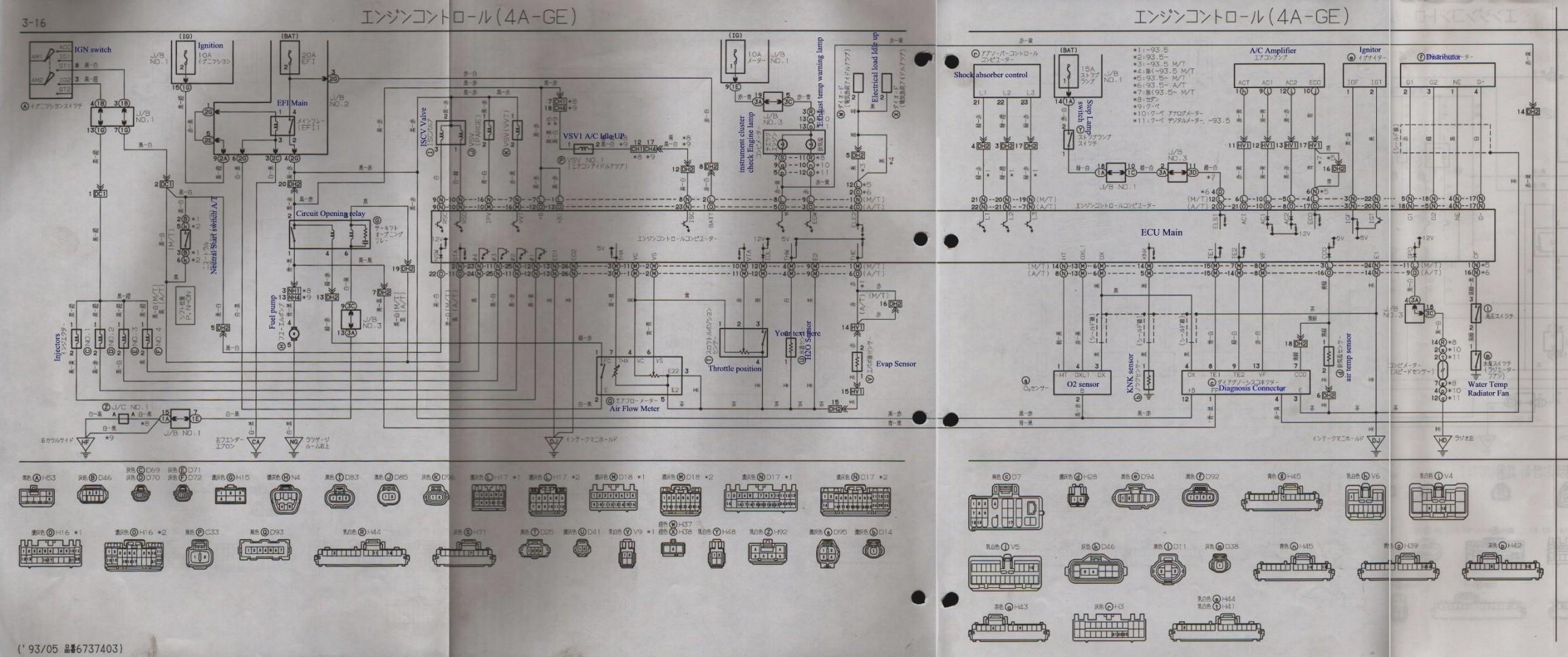 Toyota Corolla Ae111 Manual Wiring Diagram - Today Manual Guide ...