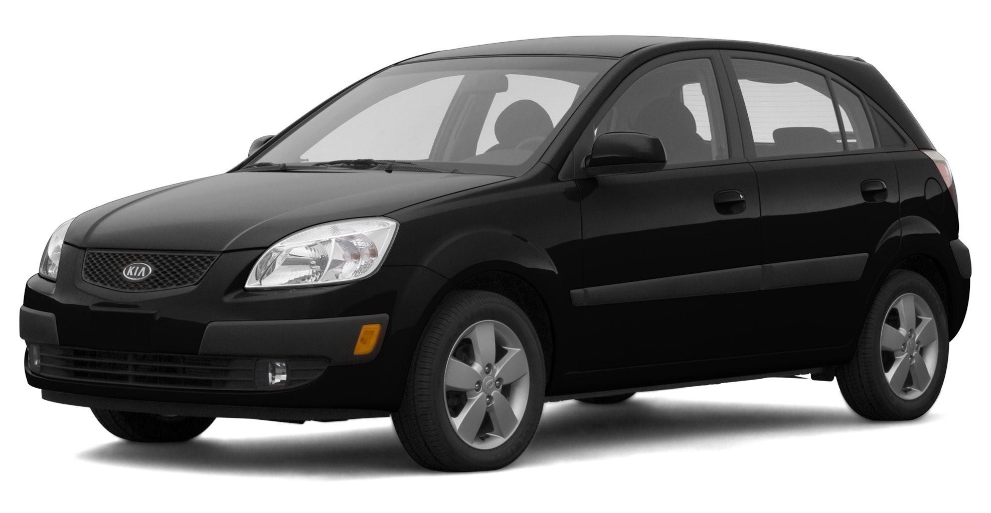 2007 Kia Rio SX 5 Door Hatchback Manual Transmission Rio5