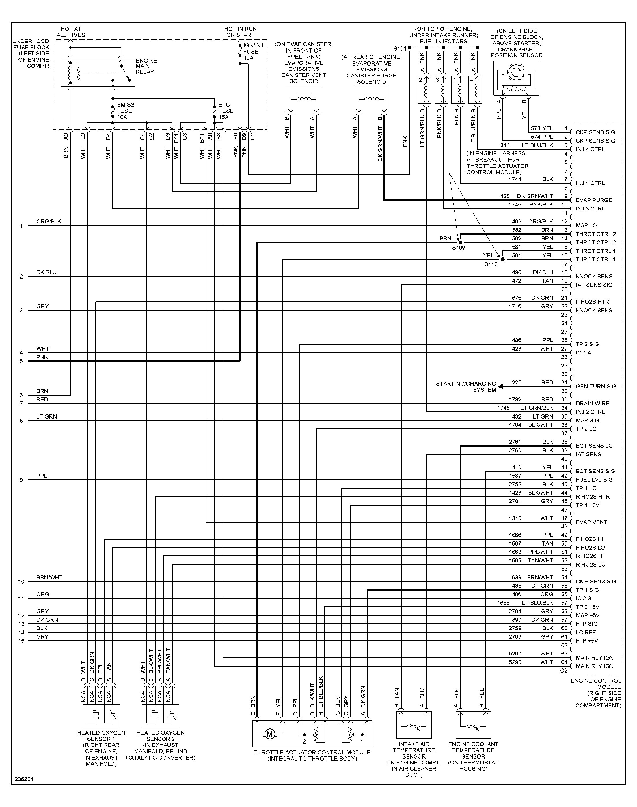2007 scion tc radio wiring diagram