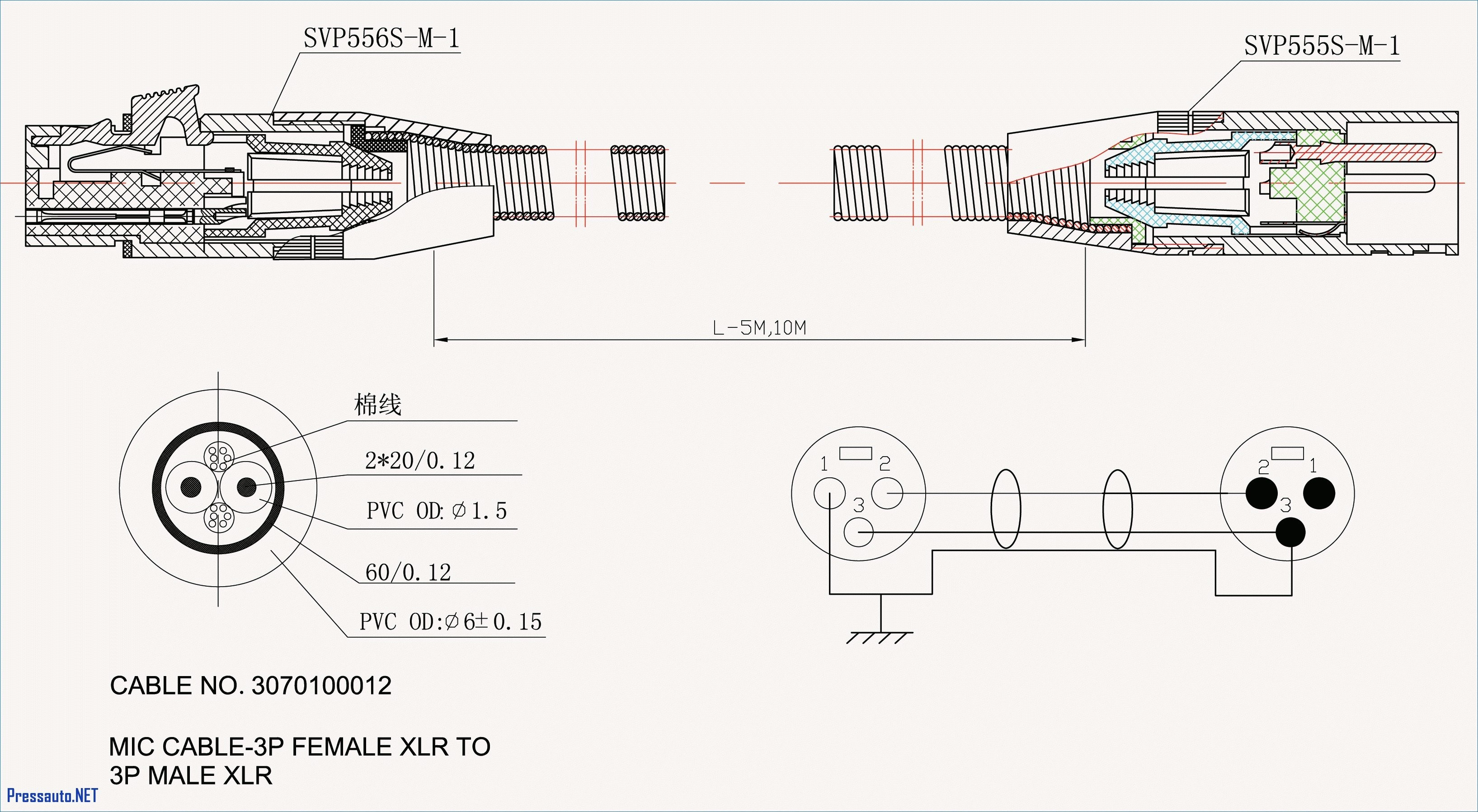 220 to 110 Wiring Diagram Awesome Wiring Diagram for Cat5 Cable Beautiful 3 Wire Microphone Wiring