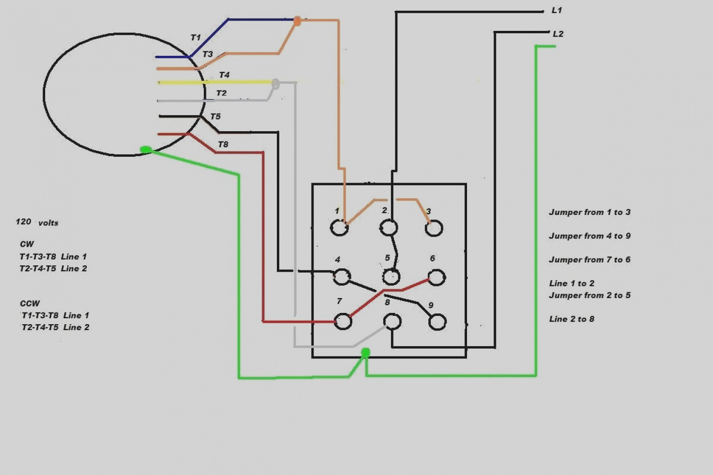 7232 220 Volt Air Compressor Pressure Switch Wiring Diagram | Wiring  ResourcesWiring Resources