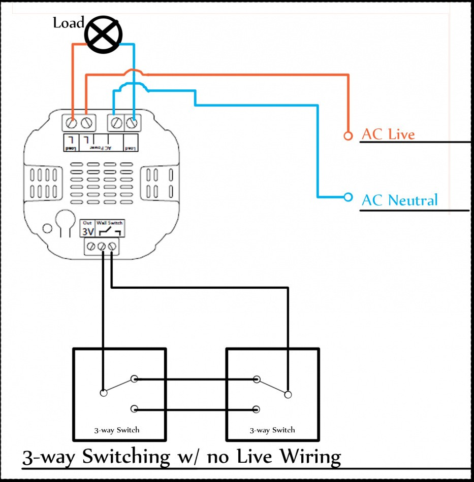 3 Way Switch Wiring Diagram With Dimmer Best Of Image Circuit This Is The Drawings I Used When Did My Kept Power
