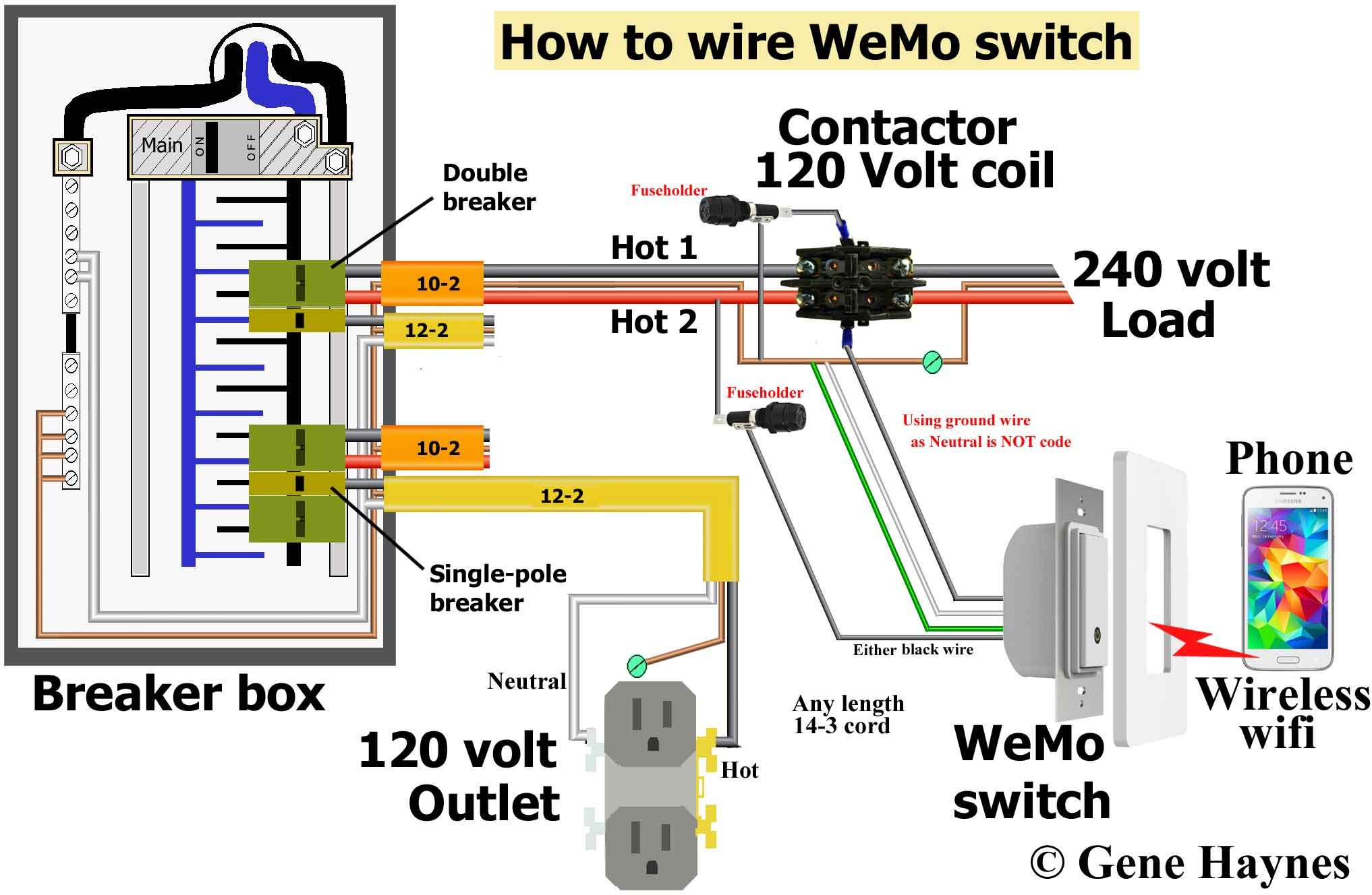 Light Switch Wiring Diagram Solar