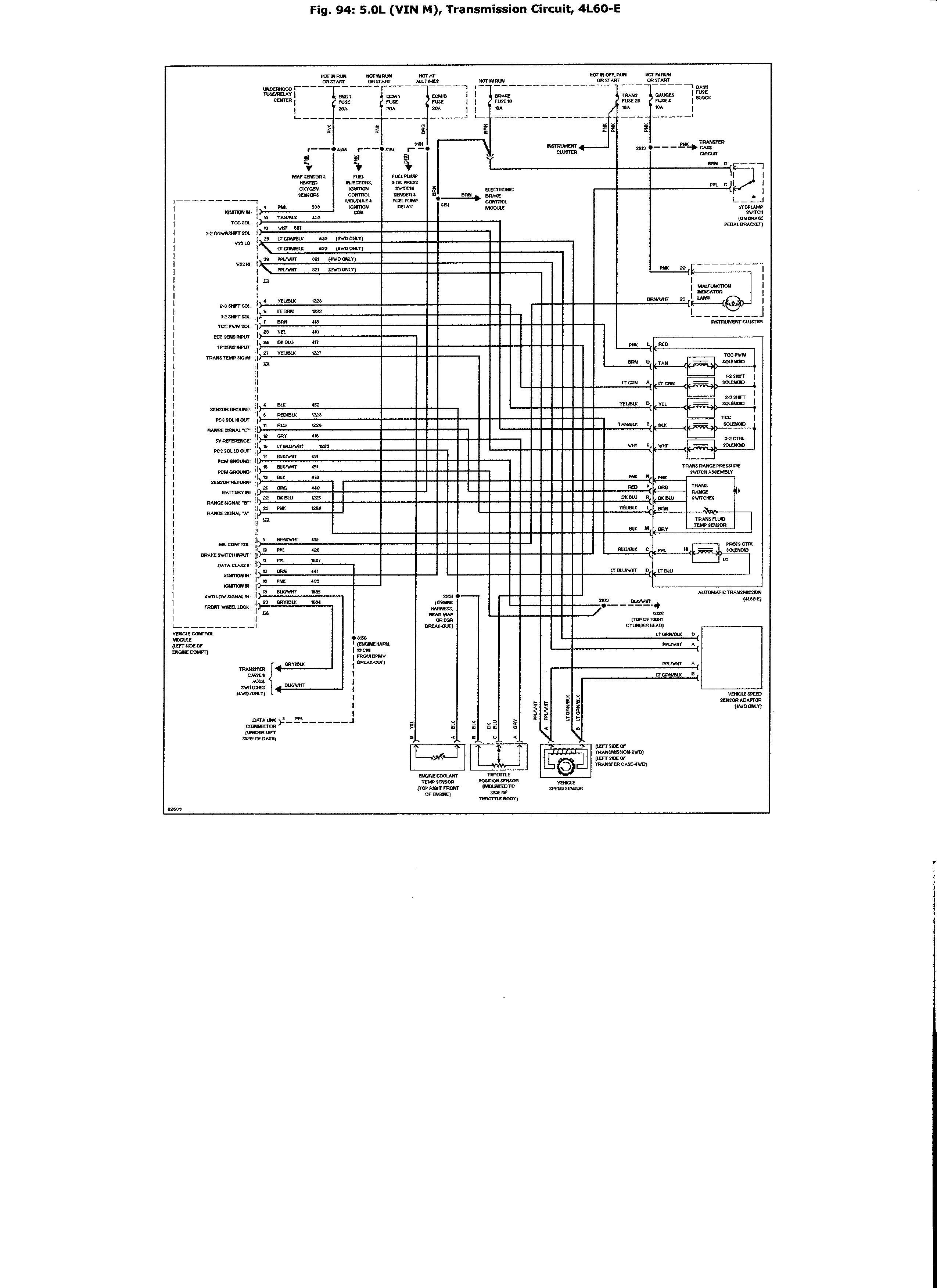 4l60e Transmission Wiring Diagram Unique 4l60e Transmission Wiring Diagram Elegant Megashift 4l60e Throughout