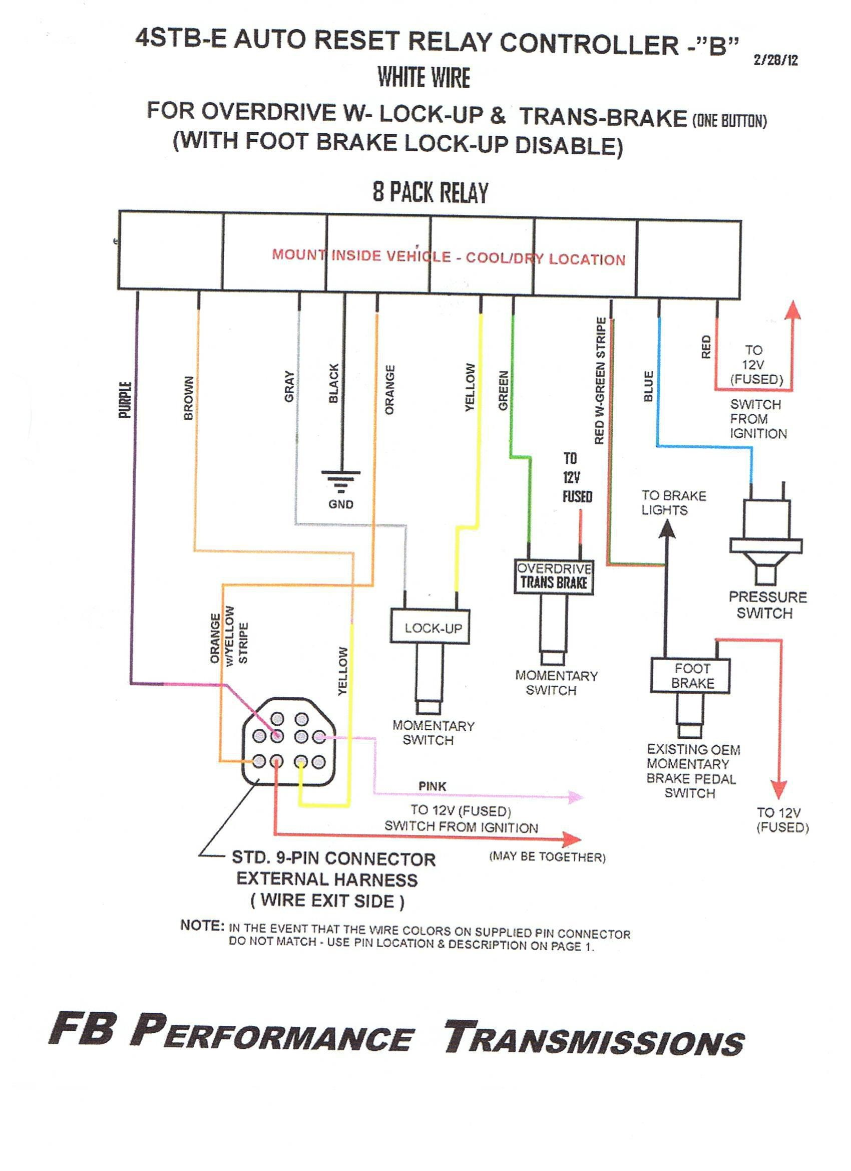 Wiring Diagram for A Relay to A Switch New Wiring Diagram Safety Relay Refrence Luxury 4l60e