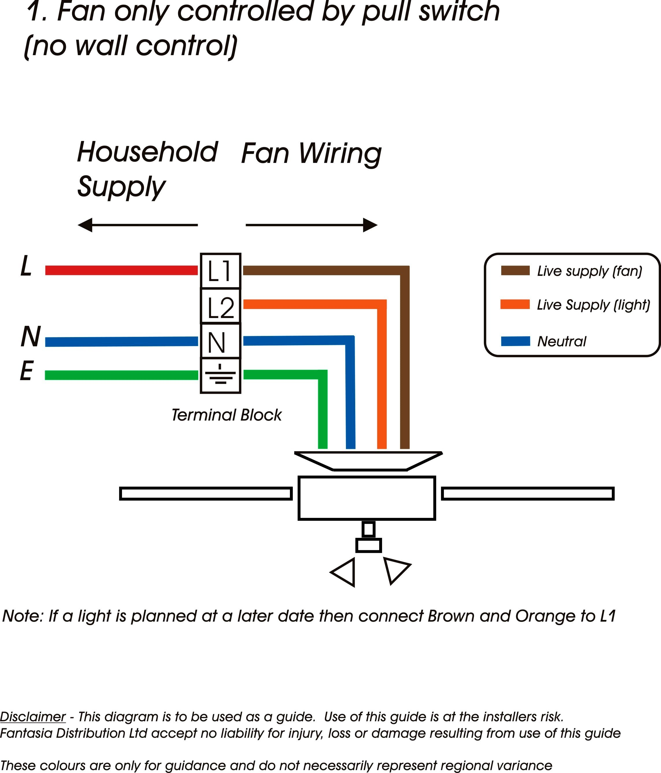 Wiring Diagram For Ceiling Fan With Wall Switch Easy The Eye