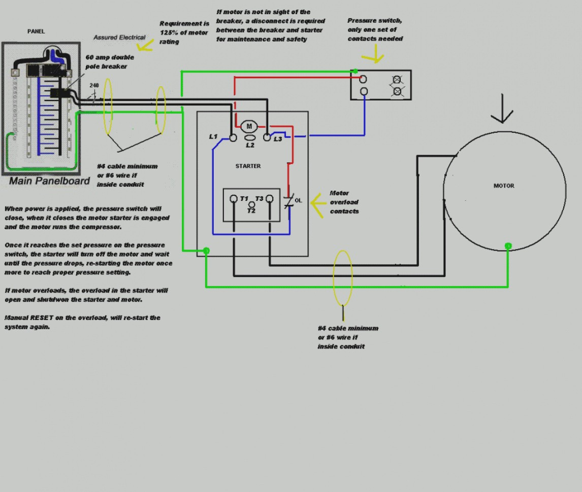 6 Lead Single Phase Motor Wiring Diagram Unique | Wiring Diagram Image