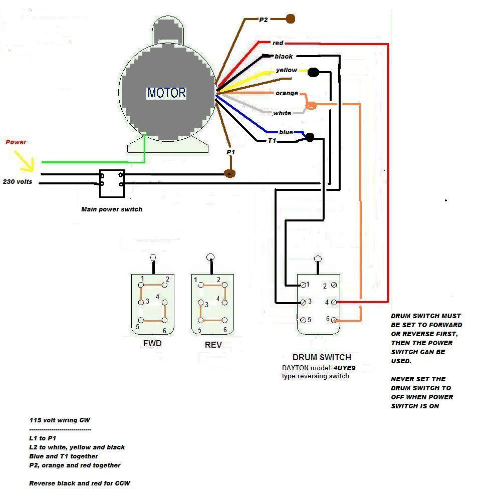 Weg 6 Lead Motor Wiring Diagram Anything Diagrams