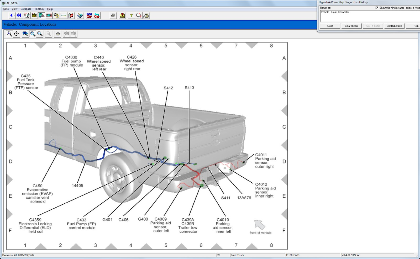 Trailer Light Wire Diagram 2001 Ford Expedition Wiring Experts F350 Diagrams 7 Way Inspirational Image Fuses Locations