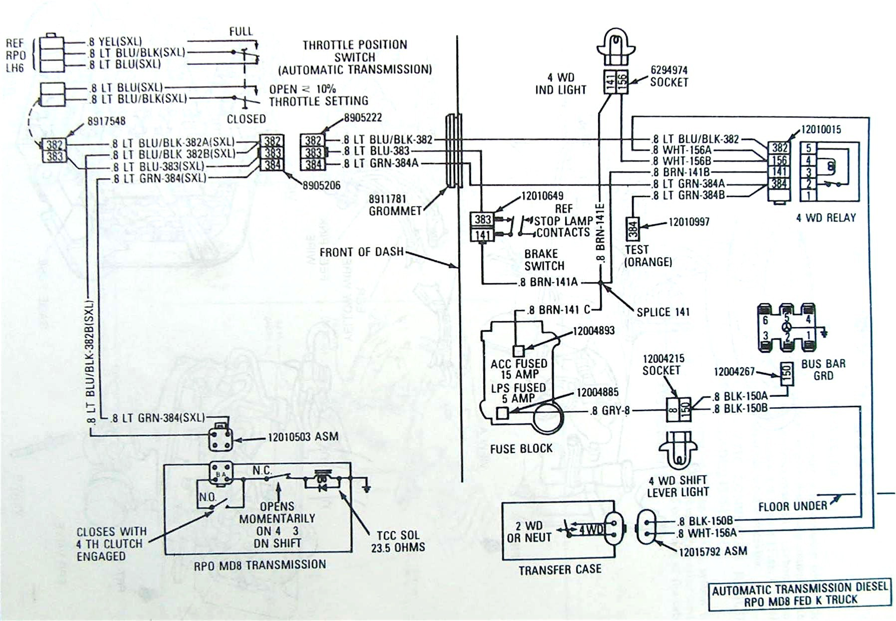 700r4 Transmission Parts Diagram