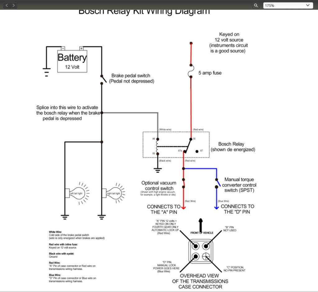 wiring diagram besides 700r4 torque converter wiring on 700r4 plug  chevy 700r4 transmission wiring diagram #12