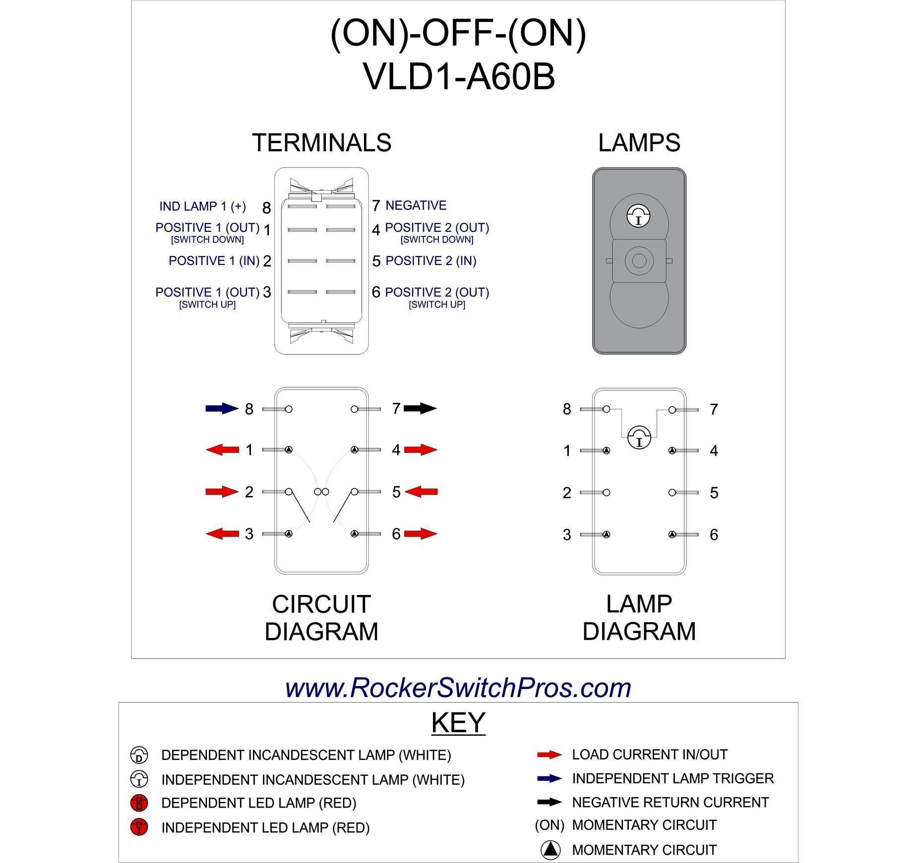 8 Pin Relay Wiring Diagram Image 24 Volt Wonderful F Toggle Switch