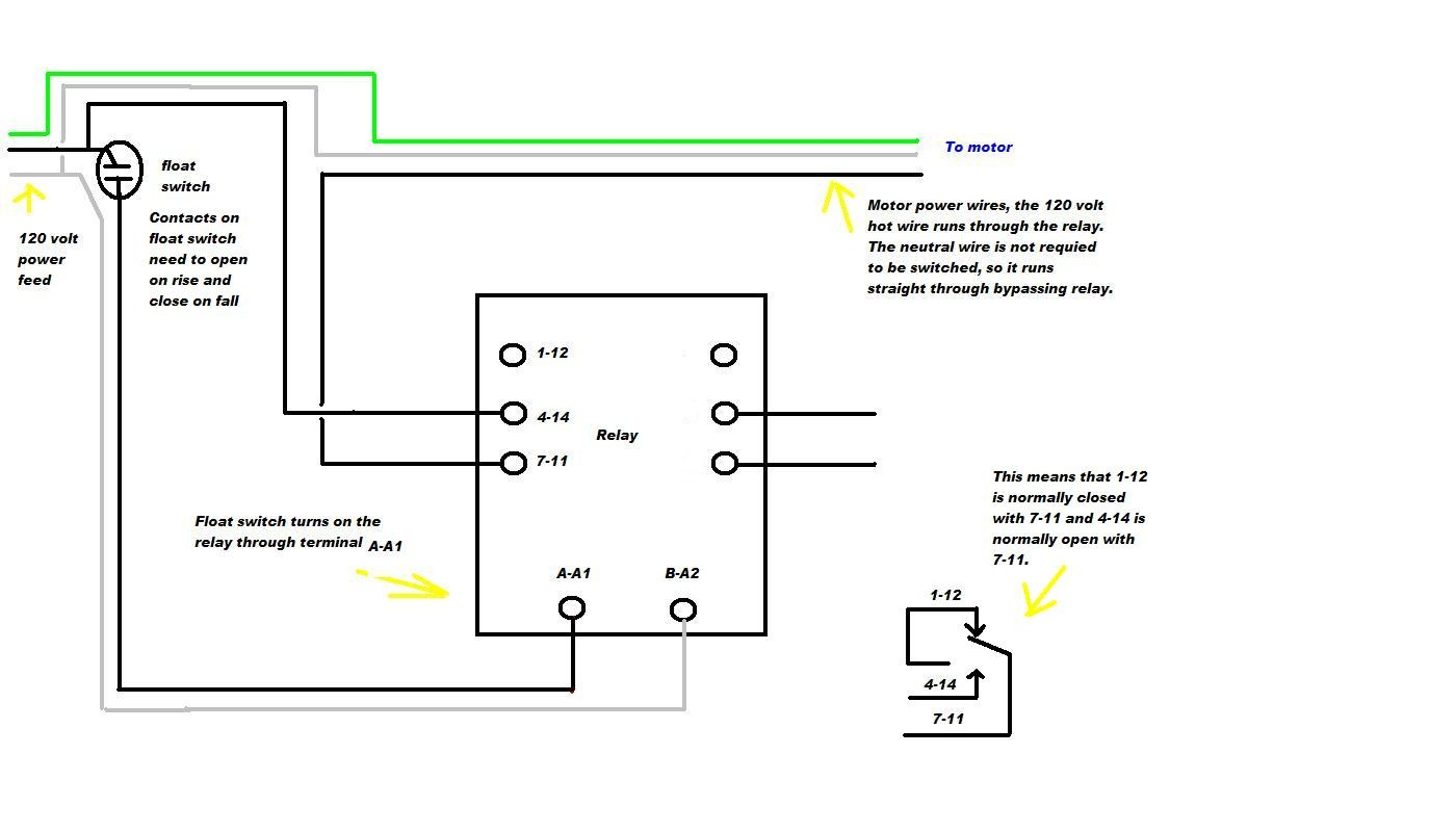 11 Pin Relay Base Layout Data SET •