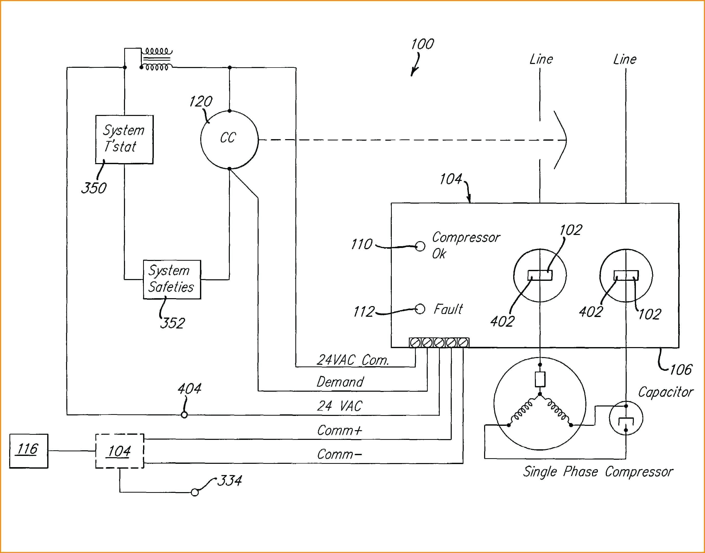 Wiring Diagram For Ac Compressor - custom project wiring diagram
