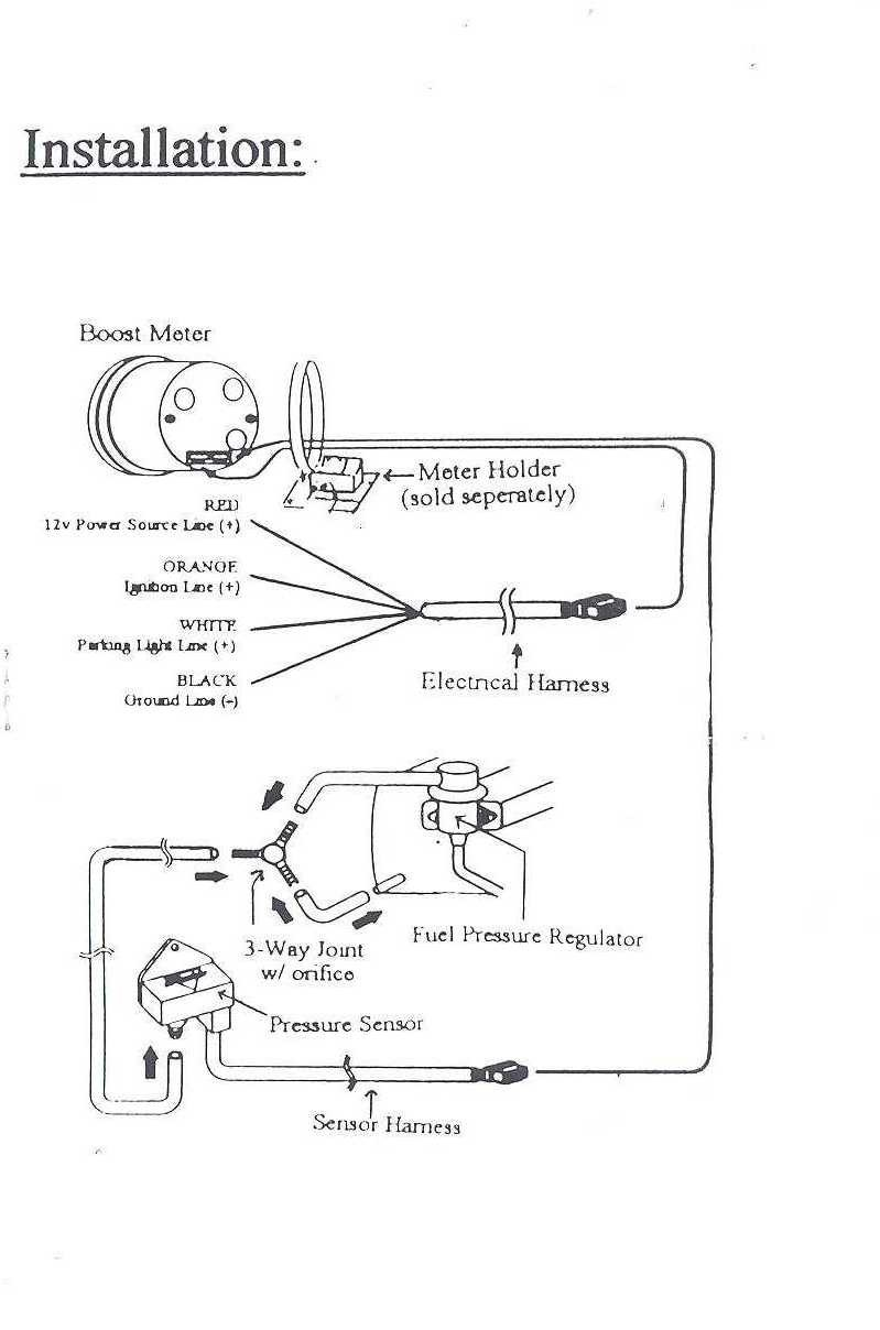 Af4d942 Auto Meter Tach Wiring Diagram Wires Wiring Library