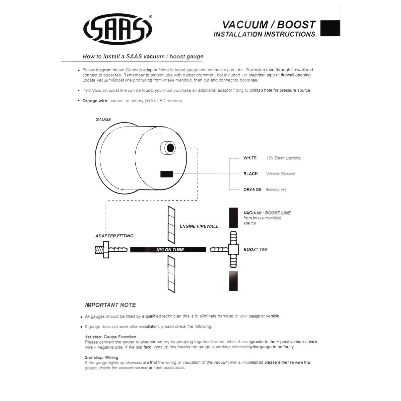 Autometer Tach Wiring Diagram Elegant | Wiring Diagram Image