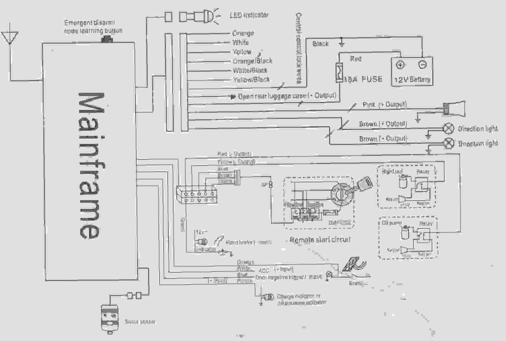 Wiring Diagram For Autopage Alarm Refrence Vehicle Alarm Wiring Diagram – Volovetsfo