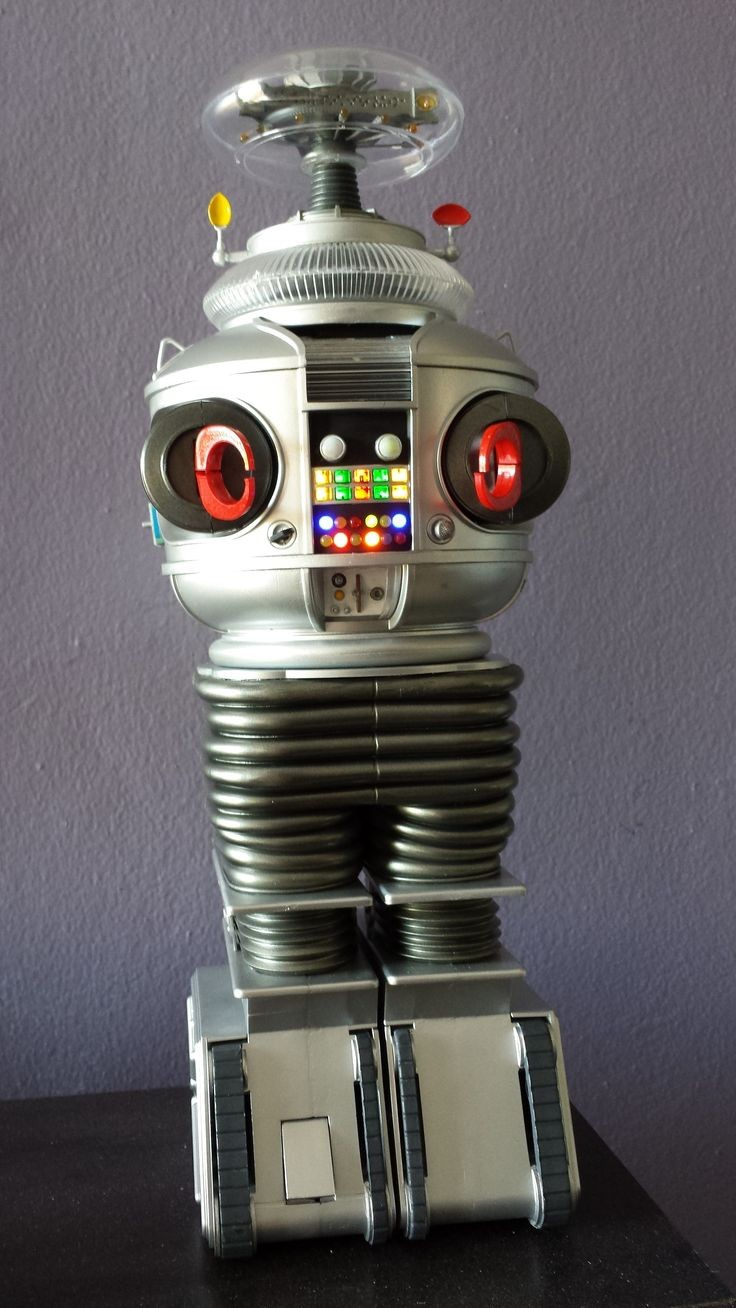 Lost In Space B 9 Robot