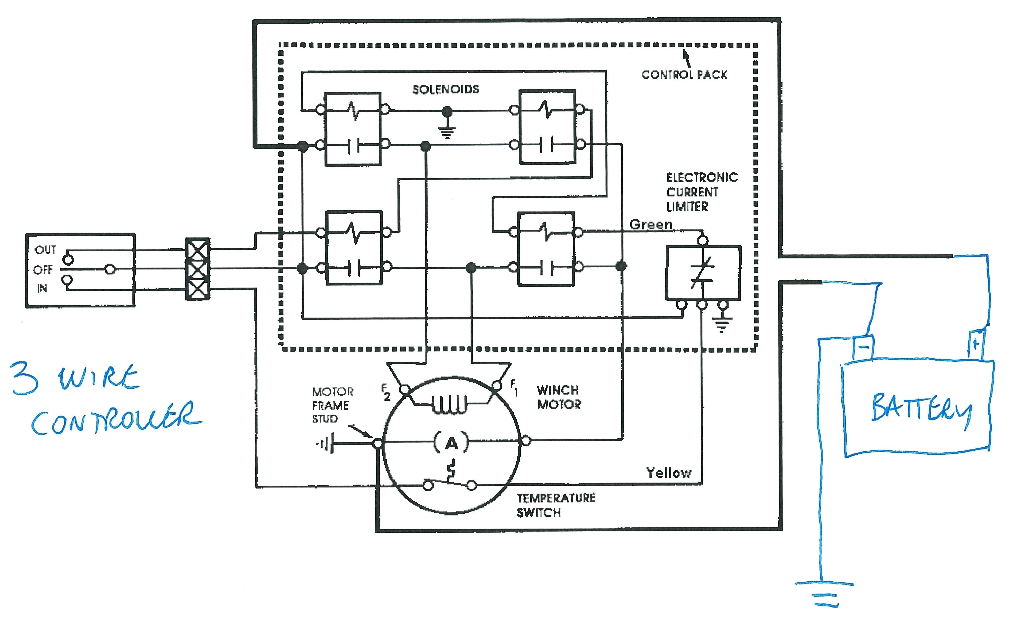 nte5 wiring diagram