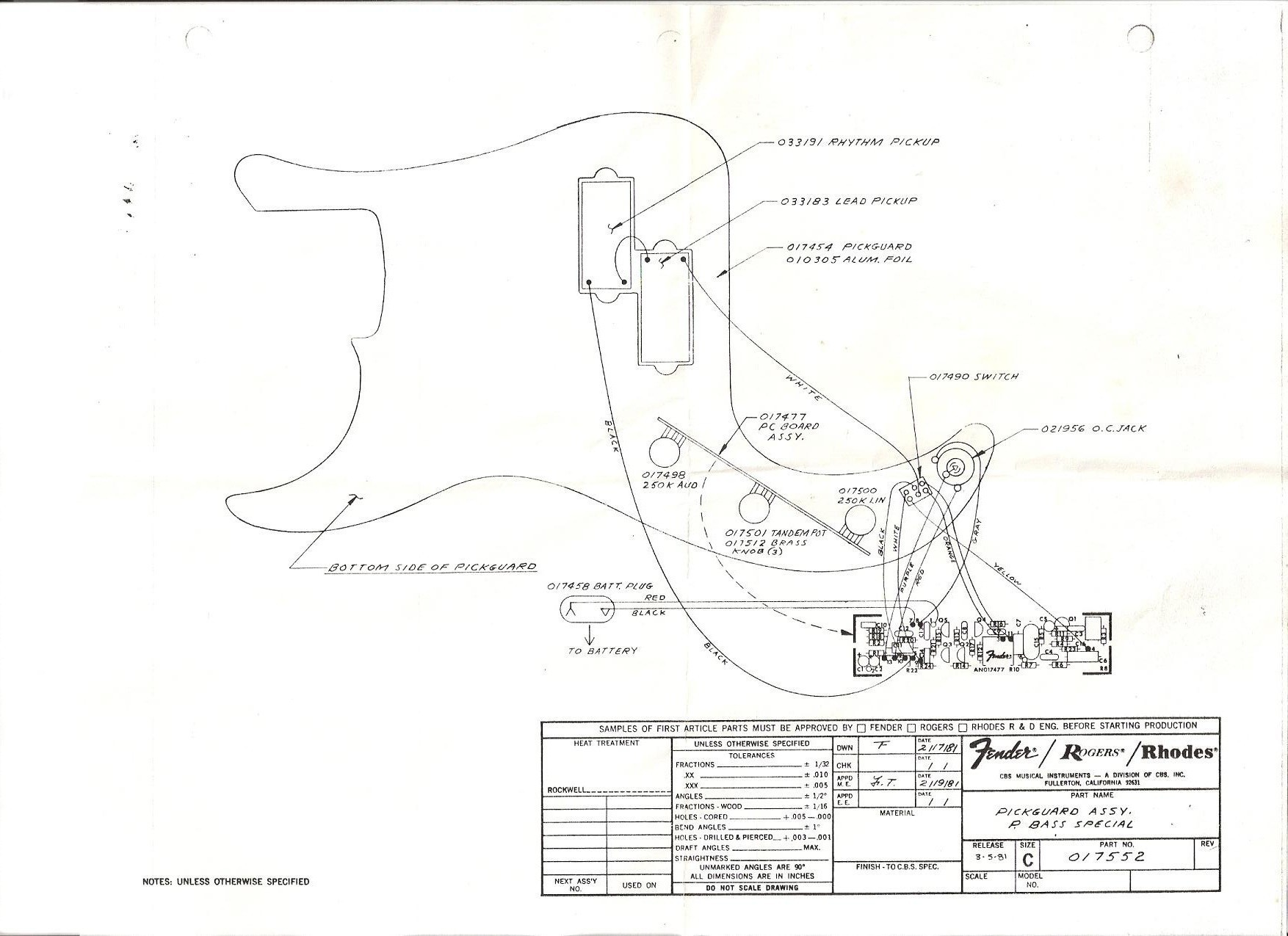 Wiring Diagram For Electric Bass Guitar Refrence New Wiring Diagram Jazz Bass Fender