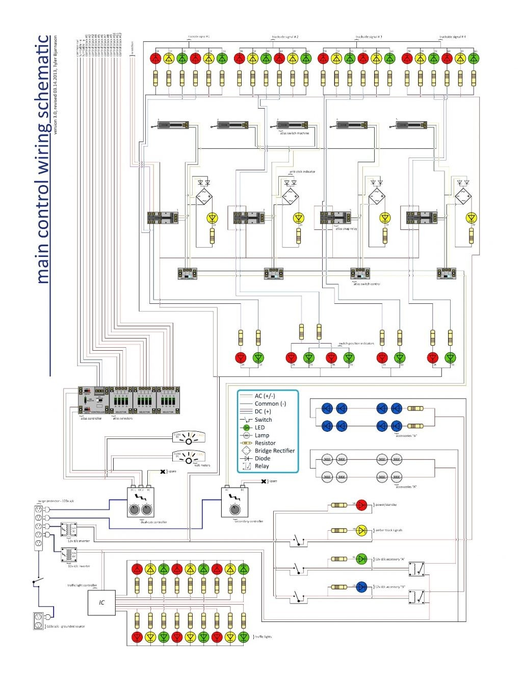Boat Switch Panel Wiring Diagram Awesome Image Marine Ac 12v With In Unbelievable Westmagazine Net Phenomenal 1024x1326