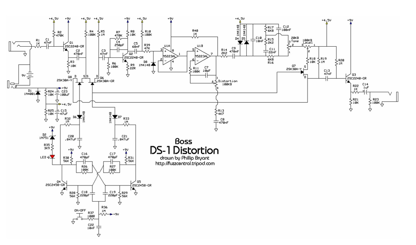 Boss audio wiring diagram wiring diagram image boss ds 1 schematic asfbconference2016 Gallery