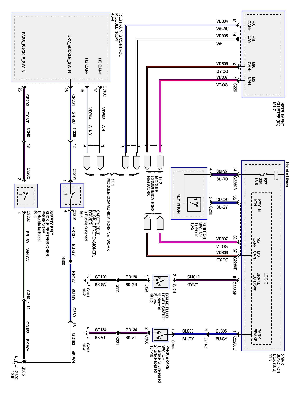 Gallery of New Third Brake Light Wiring Diagram