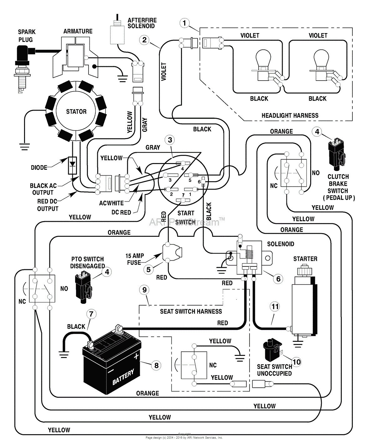Part 202 Find Out Information About Wiring Diagram Magnificent Briggs And Stratton Engine