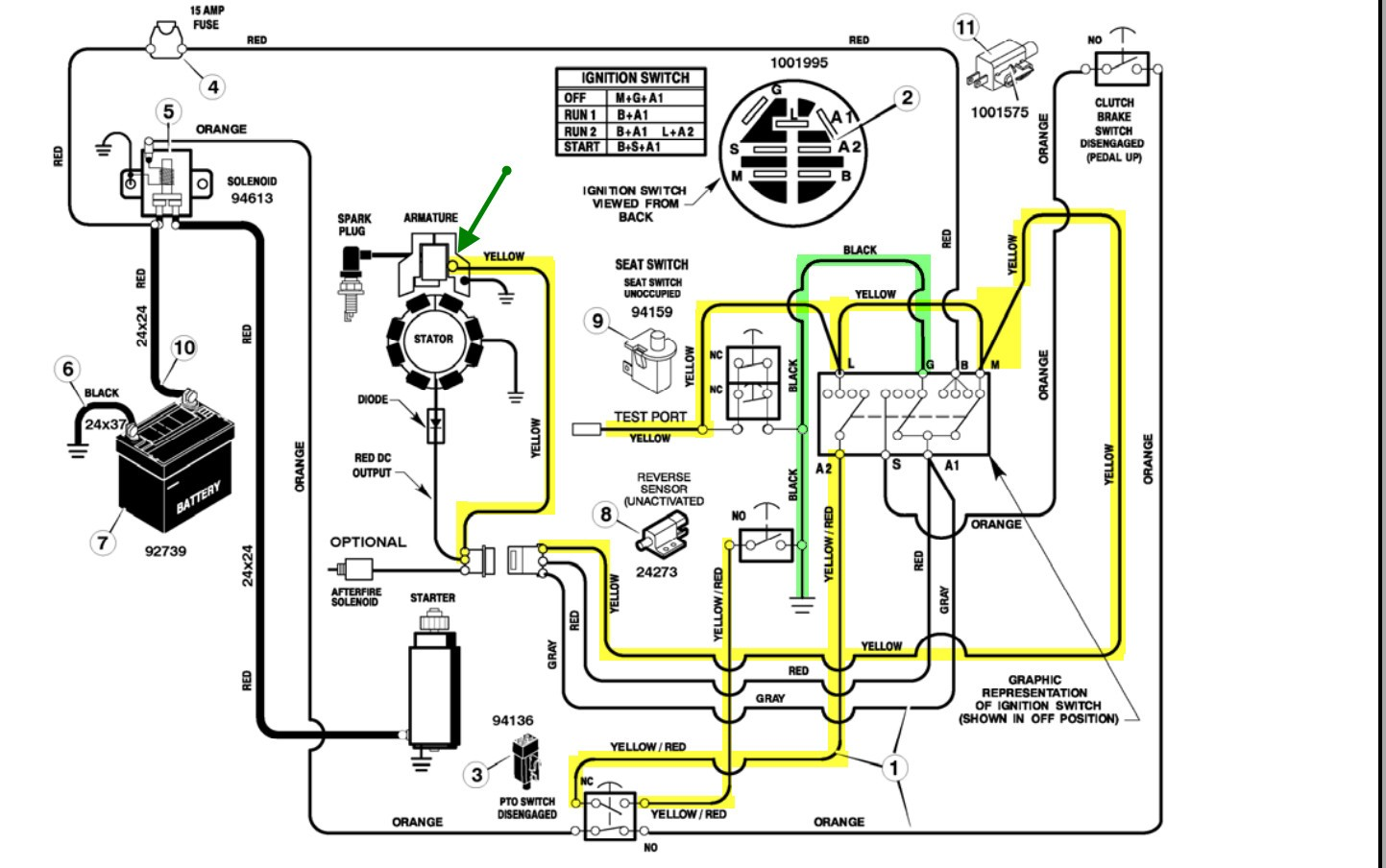 Wiring Diagram Briggs And Stratton 18 Hp Opposed Twin Best 20 1