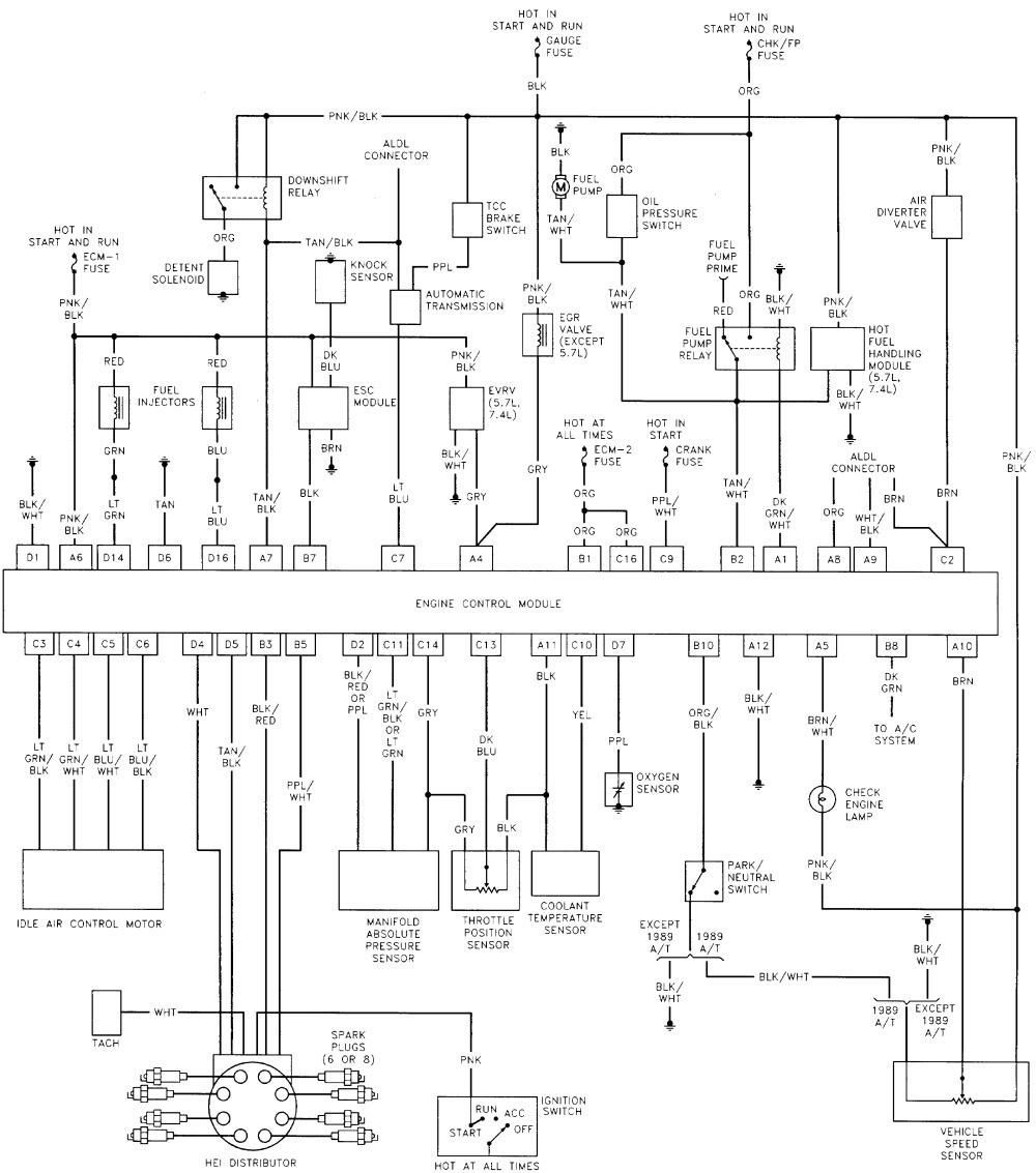1999 bounder wiring diagram schematic wiring diagram Bounder RV Wiring Diagram