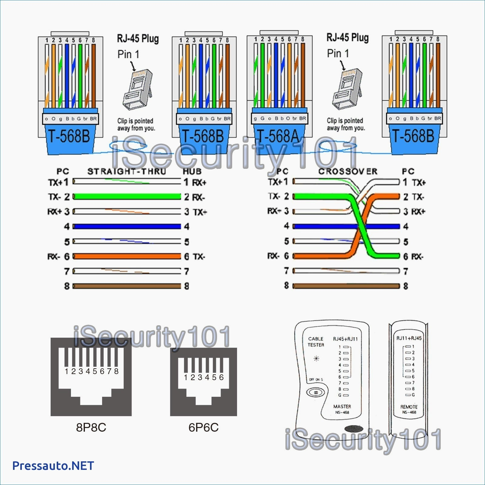 Wiring Diagram Rj45 New Cat 5 Wiring Diagram For Telephone Volovets Info 0
