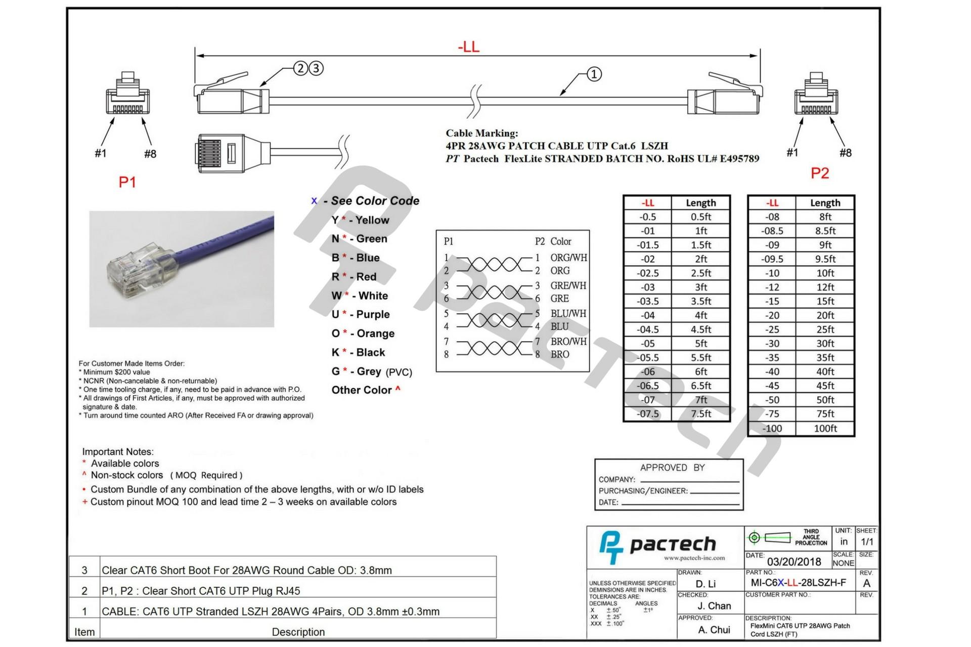 cat6e wiring diagram inspirational