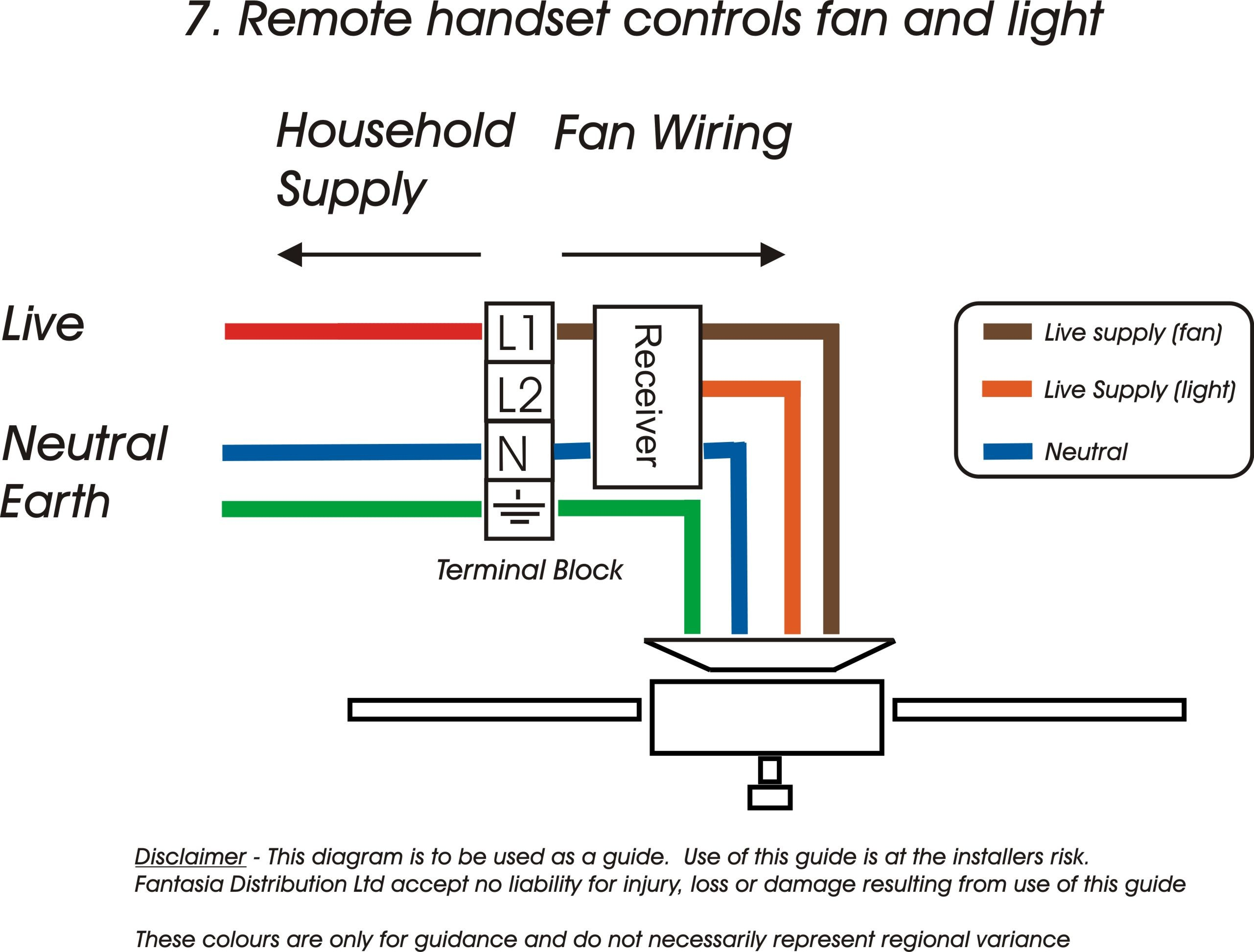 Ceiling Fan Wiring Diagram Capacitor A With 4 Wires Two Switches How To Wire Light And Dimmer Switch