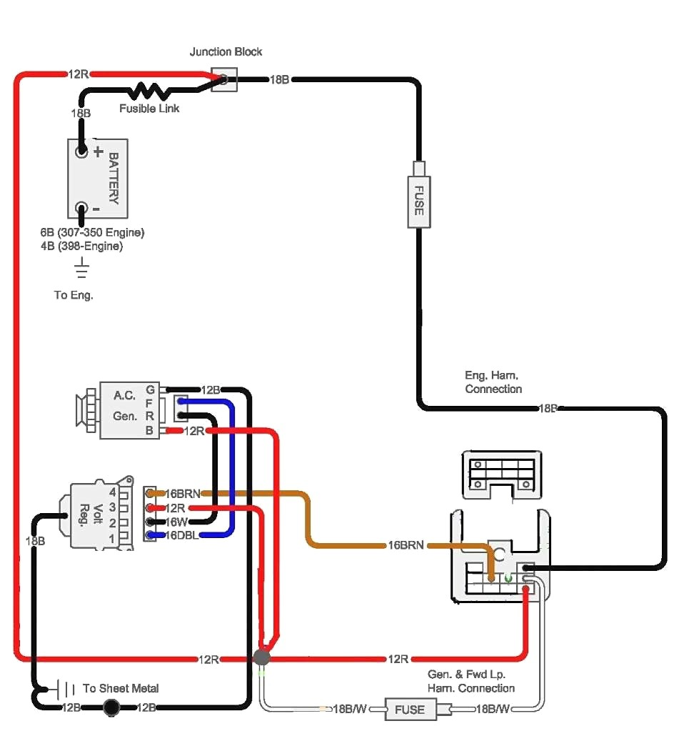 Chevy Truck Alternator Wiring Diagram - Schema Wiring Diagrams on alternator charging system diagram, powermaster alternator wiring diagram, toyota alternator diagram, chevy alternator wiring diagram, denso alternator diagram, ford alternator wiring diagram, universal alternator diagram, delco alternator diagram, alternator connections diagram, automotive alternator diagram, john deere alternator diagram, ac alternator diagram, alternator regulator diagram, gm alternator diagram,