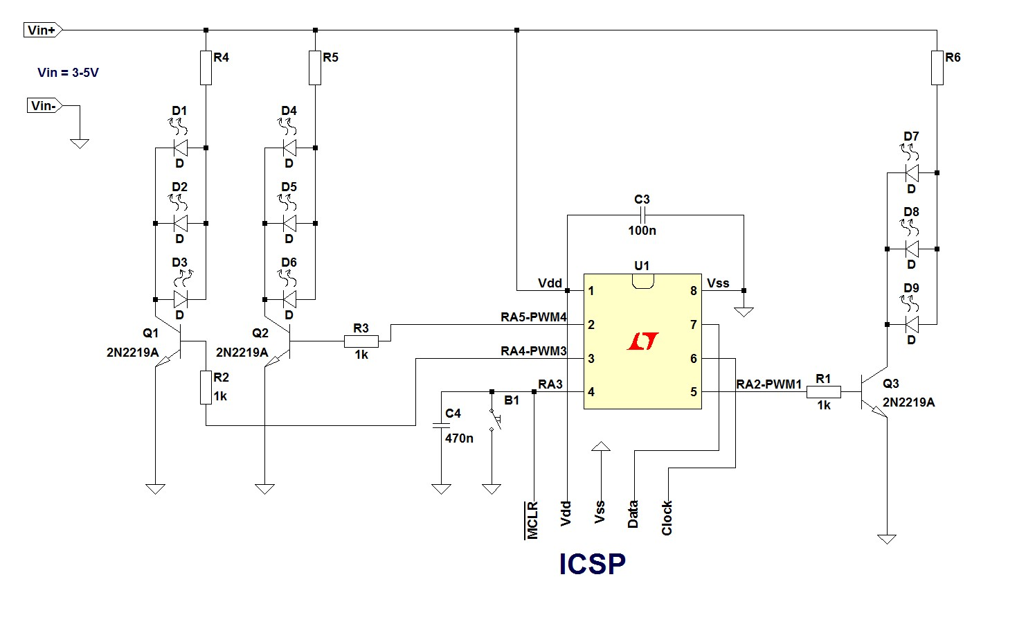 Christmas Light Circuit Diagram Best Of | Wiring Diagram Image