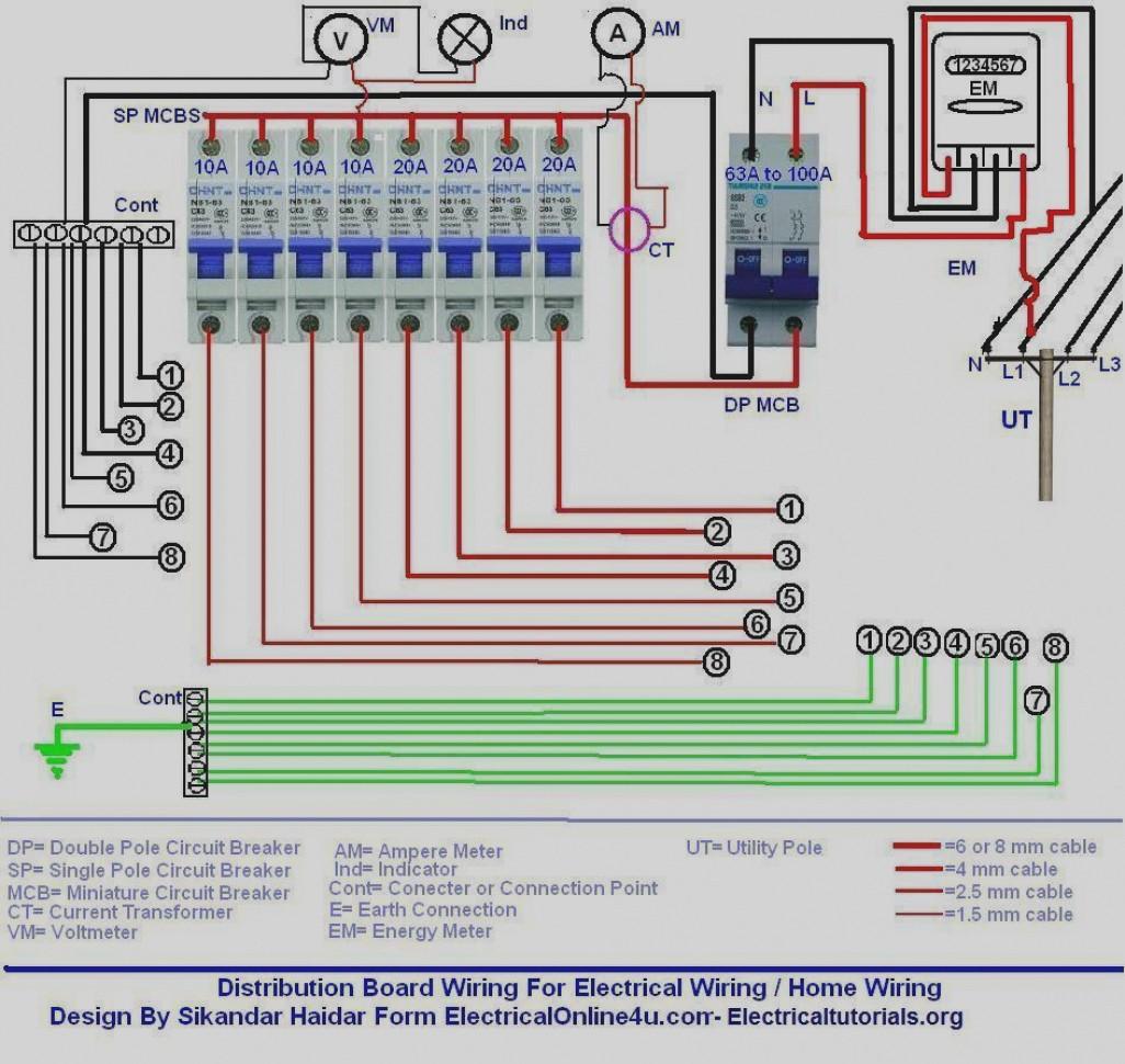 Beautiful Circuit Breaker Panel Wiring Diagram Pdf Electrical Webtor Me