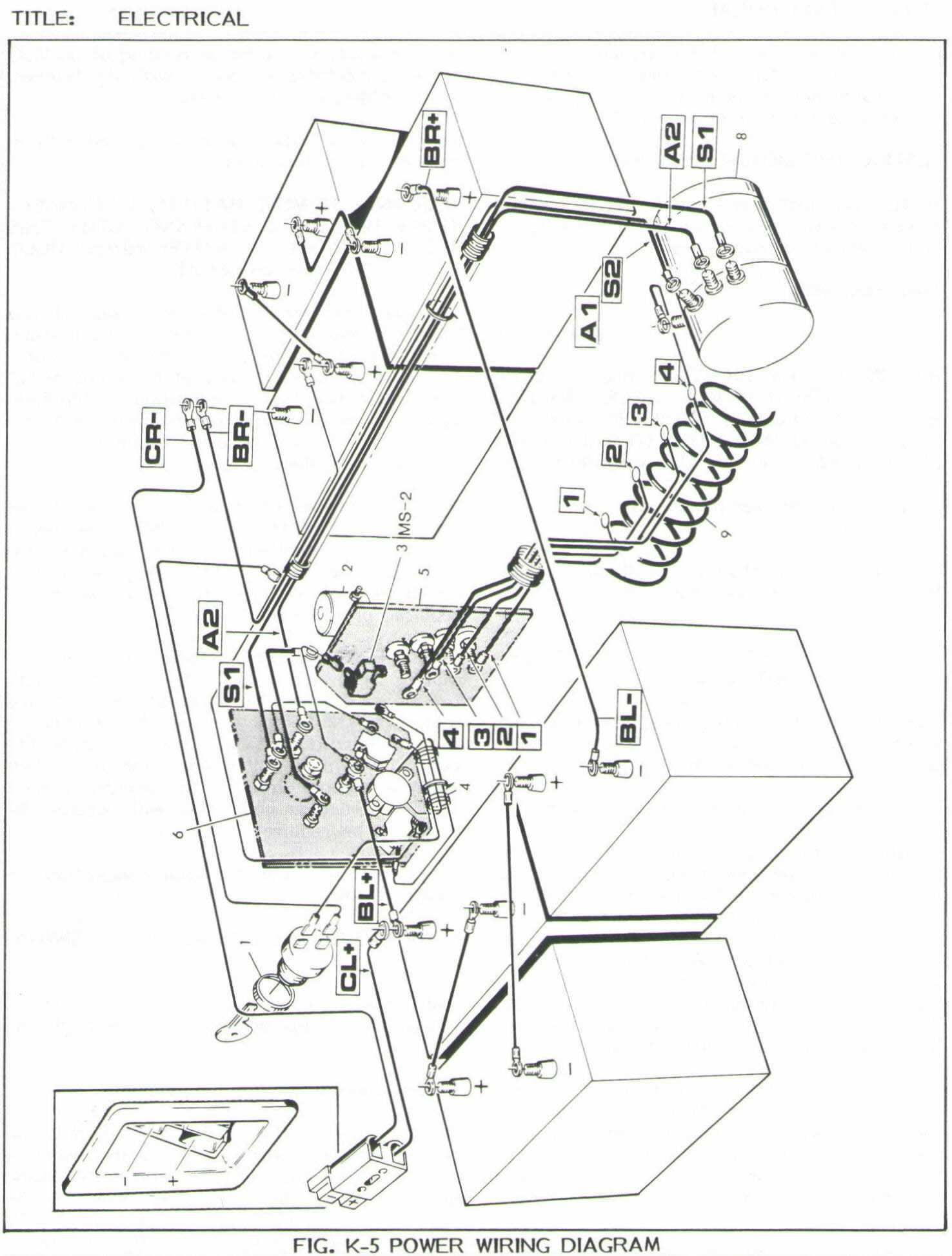 Club Car Wiring Diagram 48 Volt Luxury Amazing Ds 90 Wiring Diagram S Electrical and Wiring