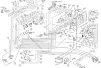 Club Car Wiring Diagram Inspirational Wiring Gas Club Car Parts Accessories Readingrat Net Inside