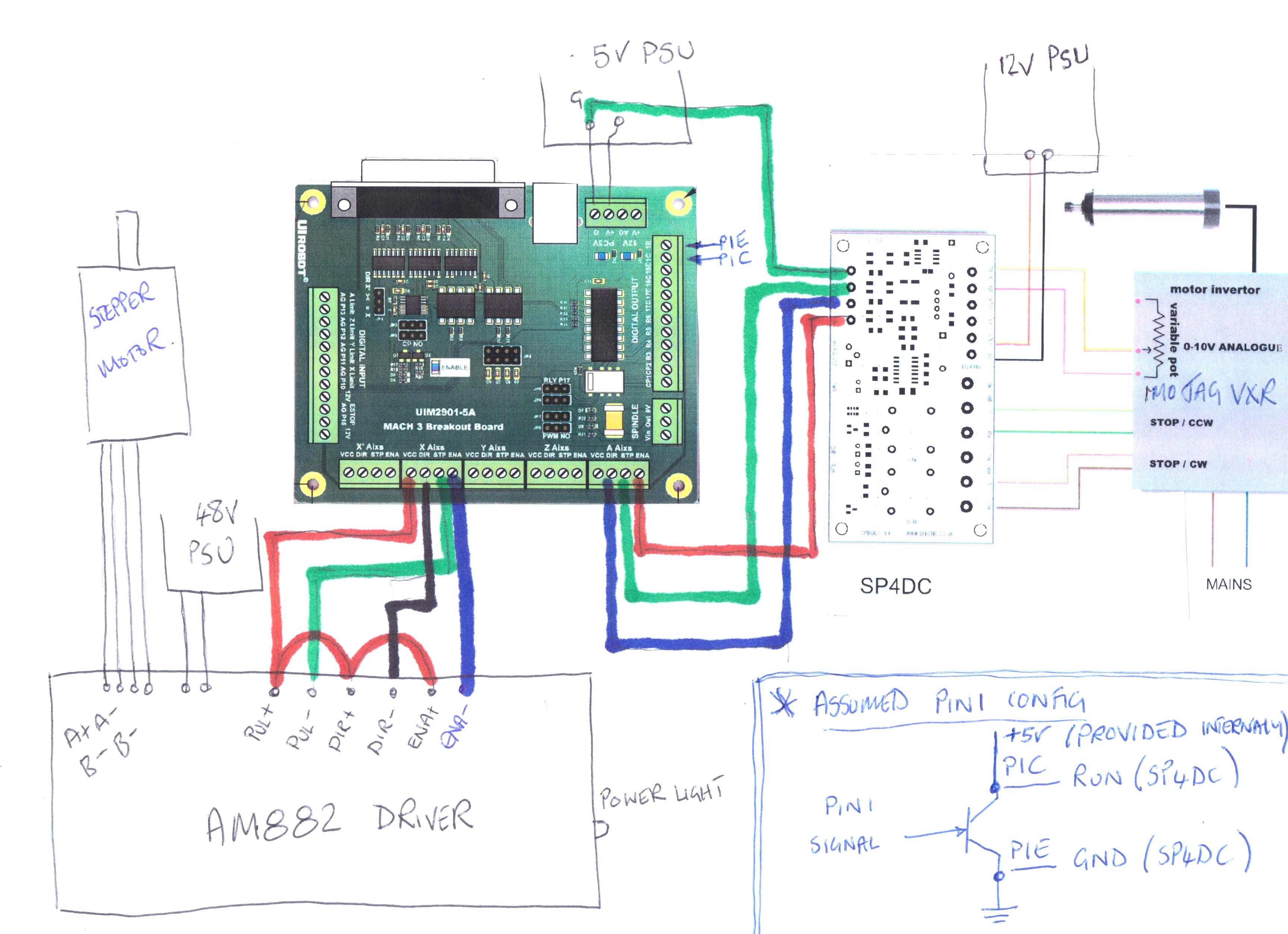 Cnc Limit Switch Wiring Diagram from mainetreasurechest.com