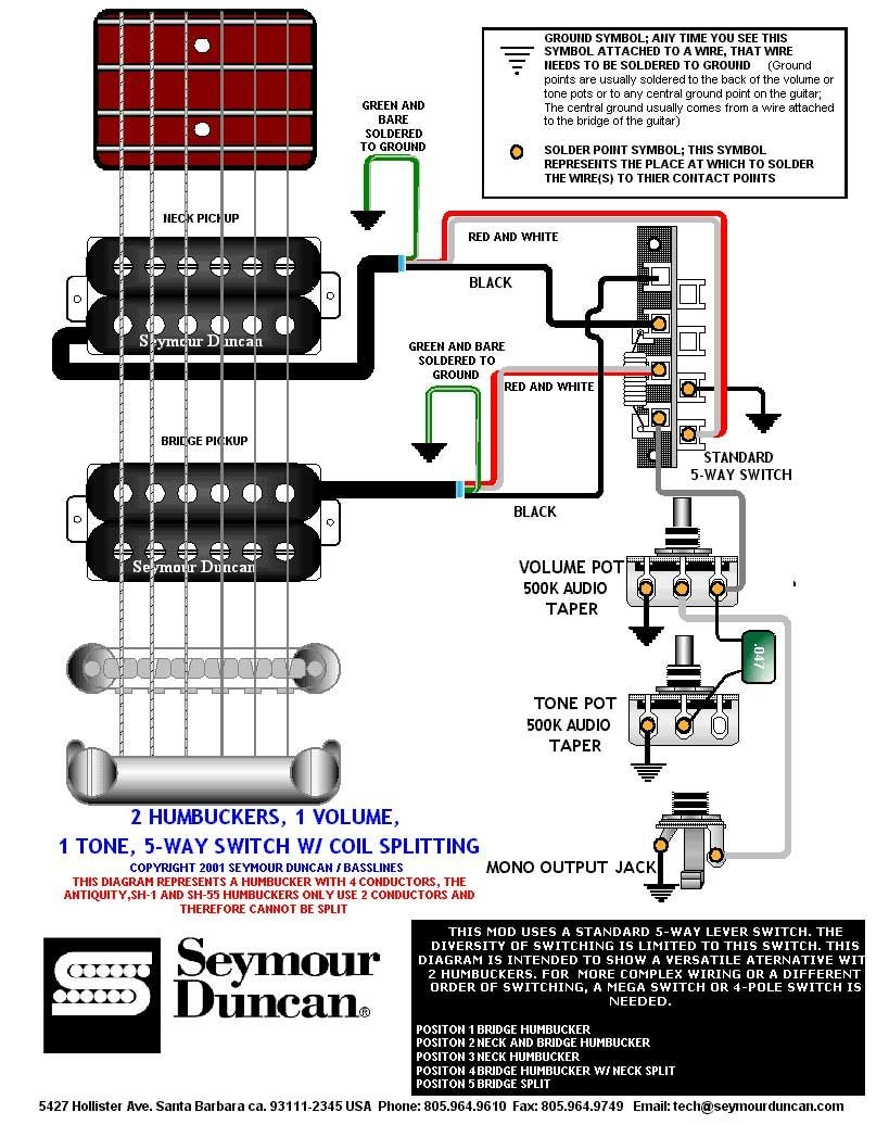 Outstanding Coil Tap Wiring Gallery - Best Images for wiring diagram ...