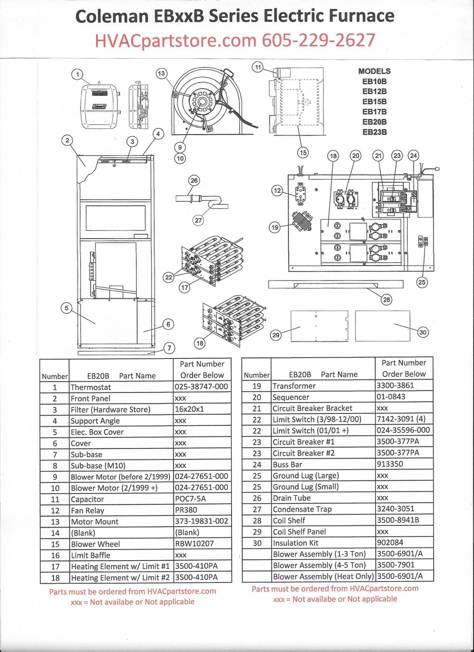 Coleman Evcon Wiring Diagram - DIY Enthusiasts Wiring Diagrams • on coleman eb15b electric furnace diagram, coleman 7900 furnace parts, coleman evcon wiring-diagram,